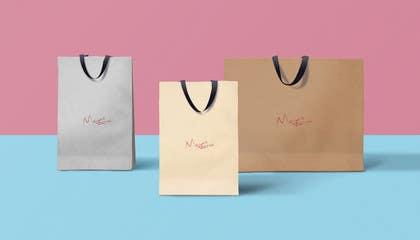 #11 for design a shopping bag by fastdesigne