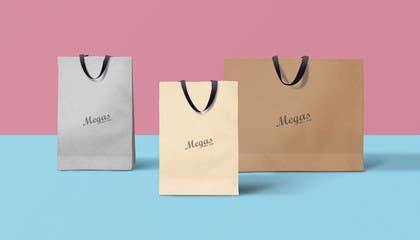 #12 for design a shopping bag by fastdesigne