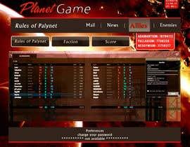 Nro 8 kilpailuun Theme for Browser Based Game käyttäjältä ashfaq2015