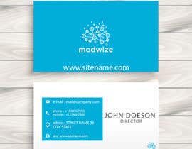 nº 211 pour Design a Logo & business card par BrilliantDesign8