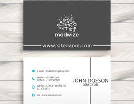 nº 214 pour Design a Logo & business card par BrilliantDesign8