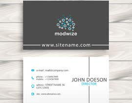 nº 215 pour Design a Logo & business card par BrilliantDesign8
