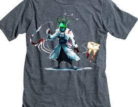 nº 42 pour T-shirt design par Foishalbadsha