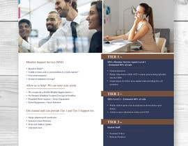 Nro 18 kilpailuun Digital Flyer- New Service käyttäjältä ElegantConcept77