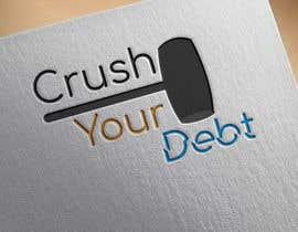 nº 8 pour Design a Logo for Crush Your Debt par mdnasirahmed669