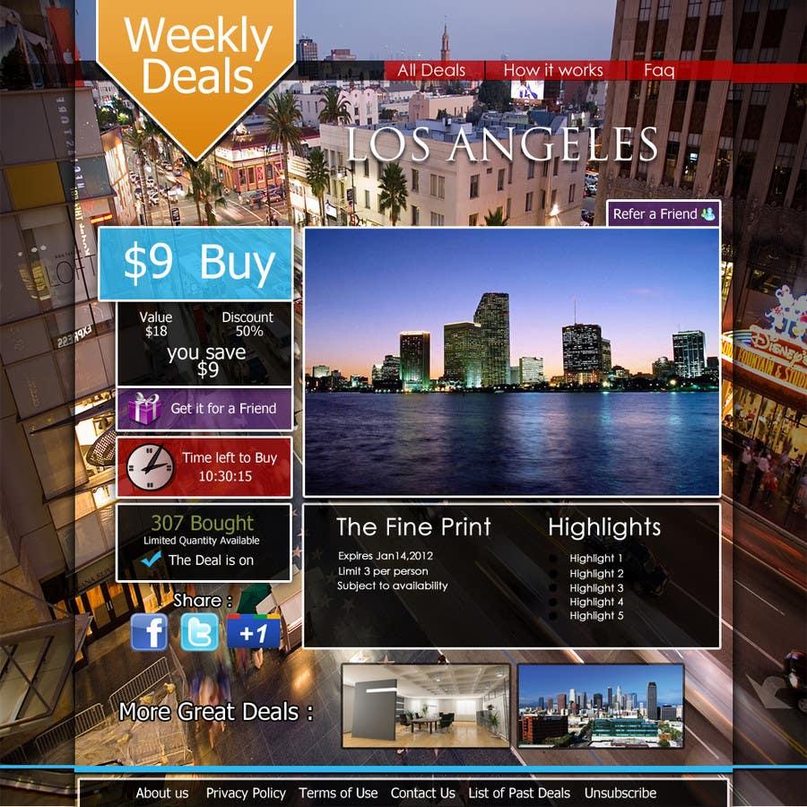 Wettbewerbs Eintrag #42 für Are you the next Website Design Super Star?