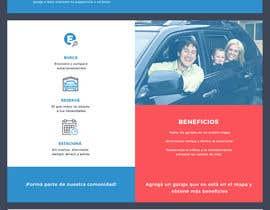 Nro 19 kilpailuun Diseñar un folleto (díptico) käyttäjältä Talism4n