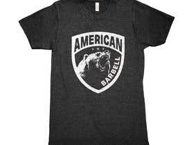#131 for Design a T-shirts for American Barbell - 10 designs needed by greenpeacepait