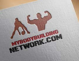 #60 for Mens and womens bodybuilding Vector for shirts to be screen printed by gdmsohelparvez