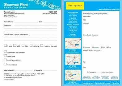 #8 for Referral Pads by plannertuhin