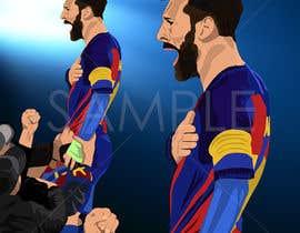 Nro 19 kilpailuun Sports Illustration Required käyttäjältä dhayaldhaya