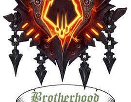 Nro 18 kilpailuun Logo Design for a World of Warcraft Guild käyttäjältä ddimitriou