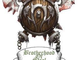 nº 20 pour Logo Design for a World of Warcraft Guild par ddimitriou
