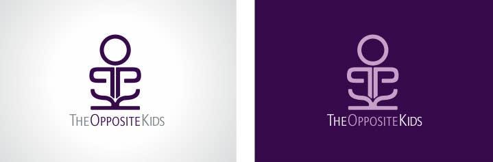 Konkurrenceindlæg #                                        90                                      for                                         Logo Design for The Opposite Kids