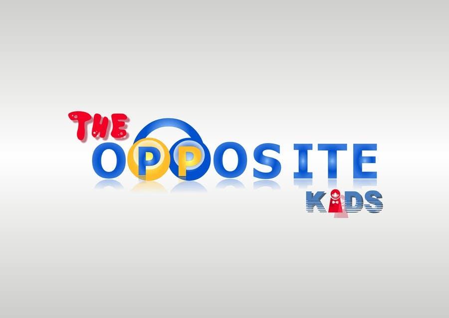 Bài tham dự cuộc thi #128 cho Logo Design for The Opposite Kids