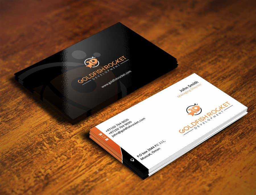 Entry #63 by ezesol for Design some Business Cards for