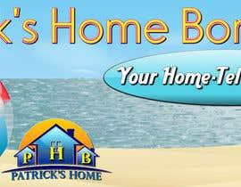 TLMele tarafından Design a Banner for Patrick's Home Boracay için no 16