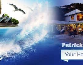 yassminbel tarafından Design a Banner for Patrick's Home Boracay için no 32