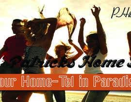 adnanmalik164 tarafından Design a Banner for Patrick's Home Boracay için no 12