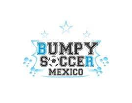 #34 para Diseñar un logotipo for Bumpy Soccer Mexico de ncarbonel