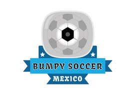 #37 para Diseñar un logotipo for Bumpy Soccer Mexico de Renovatis13a