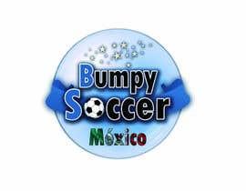 #40 para Diseñar un logotipo for Bumpy Soccer Mexico de seba666
