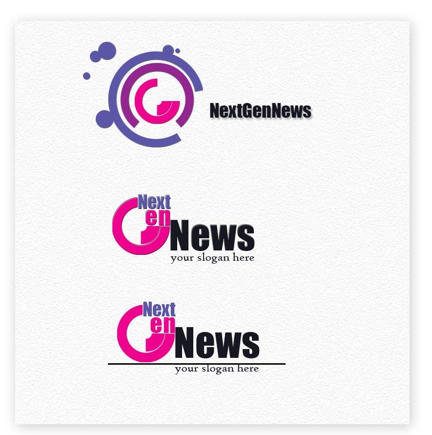 Intrare concurs #91 pentru Logo Design for NextGenNews