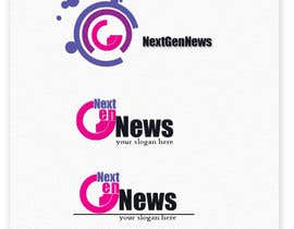 #91 para Logo Design for NextGenNews por pironkova