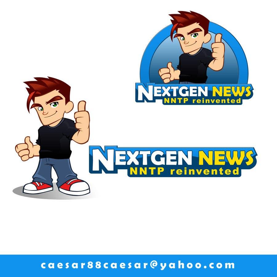 Intrare concurs #40 pentru Logo Design for NextGenNews