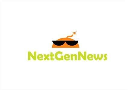 Konkurrenceindlæg #                                        20                                      for                                         Logo Design for NextGenNews
