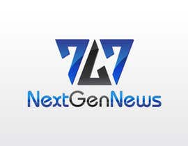 #101 para Logo Design for NextGenNews por logoforwin