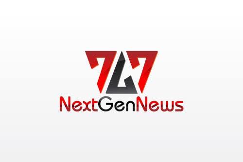 Konkurrenceindlæg #                                        100                                      for                                         Logo Design for NextGenNews