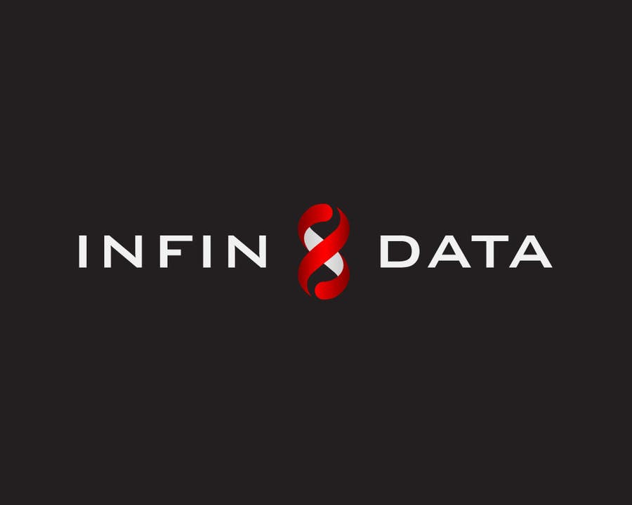 #76 for Logo Design for Infin8data by WebofPixels