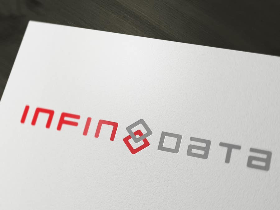 #189 for Logo Design for Infin8data by YLoveDesign