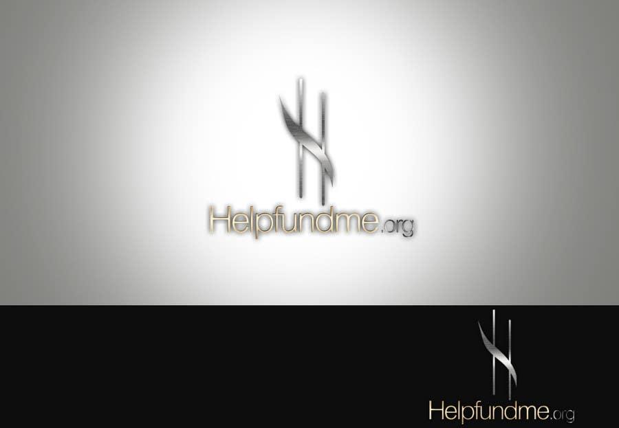 Kilpailutyö #69 kilpailussa Logo Design for helpfundme.org