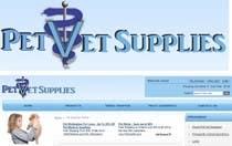Graphic Design Inscrição do Concurso Nº50 para Logo Design for Pet Vet Supplies