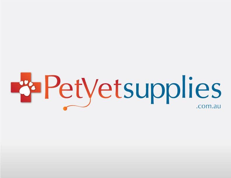 Inscrição nº 87 do Concurso para Logo Design for Pet Vet Supplies