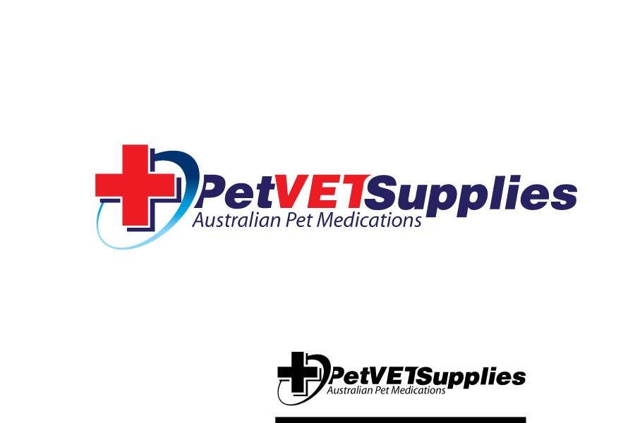 Contest Entry #206 for Logo Design for Pet Vet Supplies