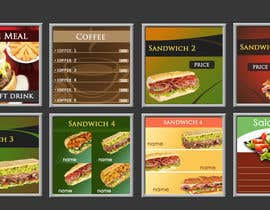 abdulrahman053 tarafından Design A2-Din Templates for a Shop için no 4