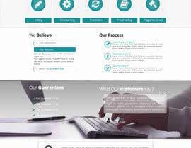 #81 untuk Design a PSD for my website oleh lauranl
