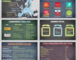 nº 39 pour Design a Powerpoint template par linanofita