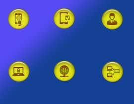 #29 untuk Design some Icons for Technology products oleh idelfkih