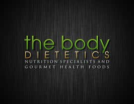 #100 for Logo Design for The Body Dietetics; health food and nutrition advice. af doarnora