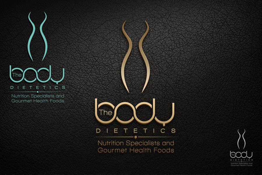 #95 for Logo Design for The Body Dietetics; health food and nutrition advice. by dimitarstoykov