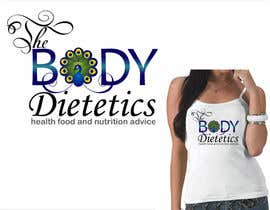 #148 for Logo Design for The Body Dietetics; health food and nutrition advice. af sourav221v