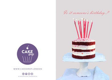 #25 for Direct Mail design (Birthday card style) by emranhossain56