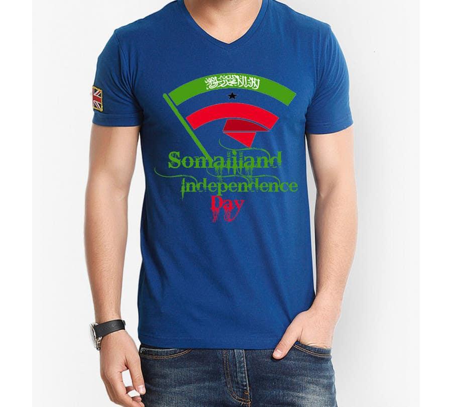 Proposition n°21 du concours T shirt design