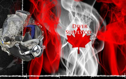 #20 for Logo Design - Canadian Divers Supply by kassana