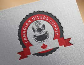 nº 18 pour Logo Design - Canadian Divers Supply par ahmad902819
