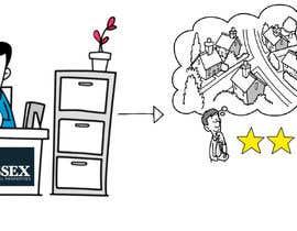Nro 3 kilpailuun Create an Animation käyttäjältä zamntasawwar